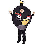 Child Black Angry Birds Costume (Deluxe)