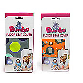 Bumbo Floor Seat Cover BUNDLE - DOTS & ELEPHANTS