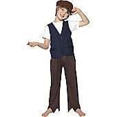 Peasant Boy - Child Costume 7-9 years