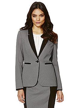 F&F Dot Pattern Tailored Jacket - Multi