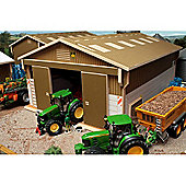 Brushwood Bt8100 Arable Shed - 1:32 Farm Toys