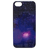 Tortoise Hard Protective Case,iPhone 5/5S, Cosmic Print.