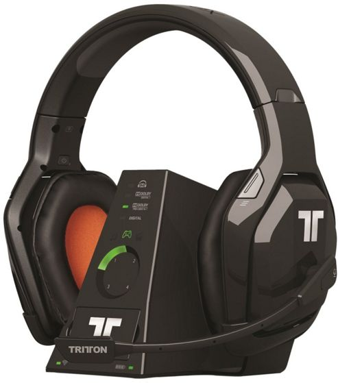Warhead 7.1 Wireless Headset - Xbox 360