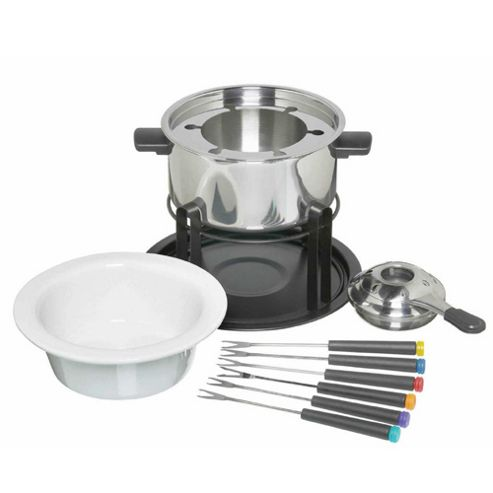 Kitchen Craft Deluxe Fondue Set