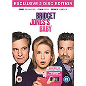 Bridget Jones's Baby DVD - Includes exclusive bonus Disc (Tesco exclusive)