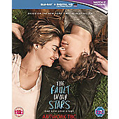 The Fault In Our Stars [Blu-Ray + Digital HD UV]
