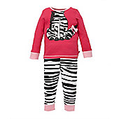 Mothercare Zebra Pyjamas - Multi