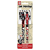 One Direction 2pk Ball Pens