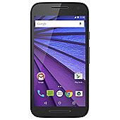 Tesco Mobile Moto G Black (3rd Gen)