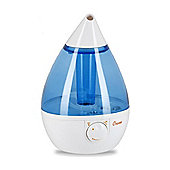 Crane Ultrasonic Cool Mist Humidifier Blue Drop