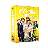 Not Going Out: Series 1-7 DVD