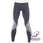 Nike Swift Mens Speed Swimming / Triathlon AMPD Fastskin Tights Leggings - Black