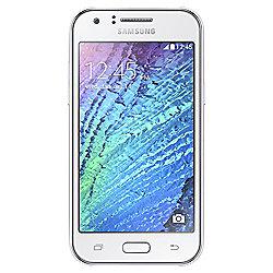 Tesco Mobile Samsung Galaxy J1 White