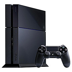 PS4 500GB Black console (C Chassis)