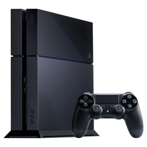PS4 (Black) (500GB)