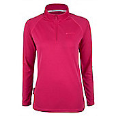 Hike Womens Long Sleeved Top - Pink