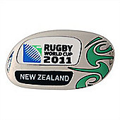 Official Zealand Rugby World Cup 2011 Pin Badge