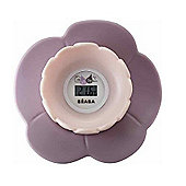 Beaba Lotus Digital Bath and Room Thermometer Rose