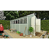 BillyOh 5000 16 x 8 Tongue & Groove Apex Shed