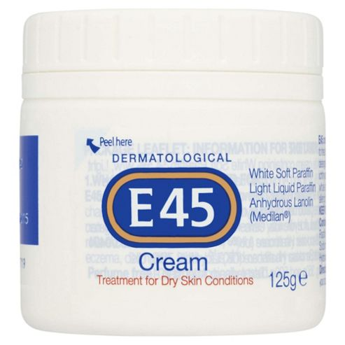 E45 Baby Cream 125g