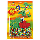 Hama Beads Crocodile Large Bead Blister Pack