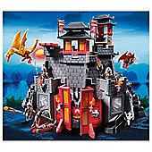 Playmobil Great Asian Dragon Castle
