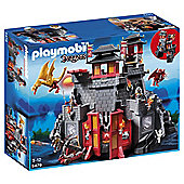 Playmobil - Great Asian Dragon Castle