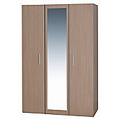 Alto Furniture Mode 3 Door Wardrobe