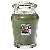 Yankee Christmas Morning Filled Jar