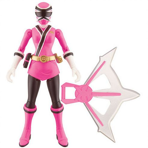 Power Ranger Super Samurai Super 10cm Figur - Assortment – Colours & Styles May Vary