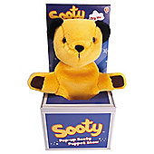 Pop-Up Sooty Puppet Show