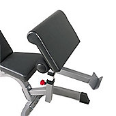 Bodycraft Preacher Curl Attachment for F320 and F602 Bench