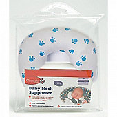Clippasafe Baby Neck Support - Blue