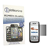 S-Protect LCD Screen Protector & Micro Fibre Cleaning Cloth - Nokia E65