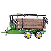 Farming - 1:32 Scale Forestry Trailer - SIKU