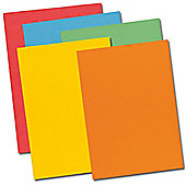 A4 Coloured Card (220gsm) 50 sheets Value Pack (Blue)
