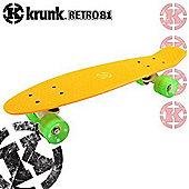 Krunk Retro 81 Cruiser - Orange