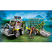 Playmobil 5236 Transport Vehicle with Baby T-Rex