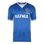Everton 1984 FA Cup Final Shirt Blue M