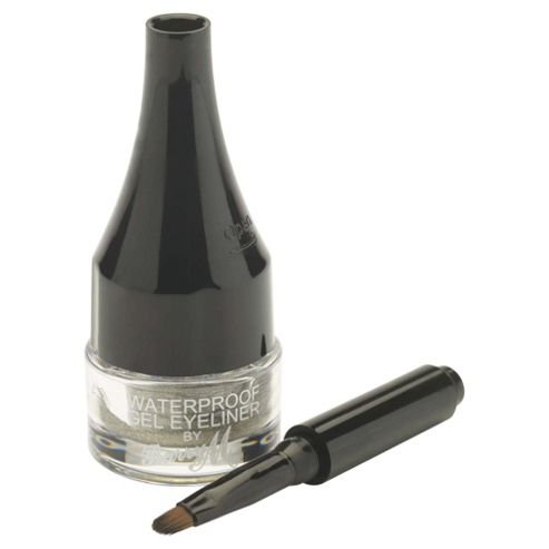 Barry M Waterproof Gel Eyeliner Silver