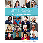 Let's Cook: With the nation's favourite chefs (Tesco Exclusive)