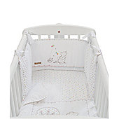 Mothercare Classic Winnie The Pooh Crib Bale