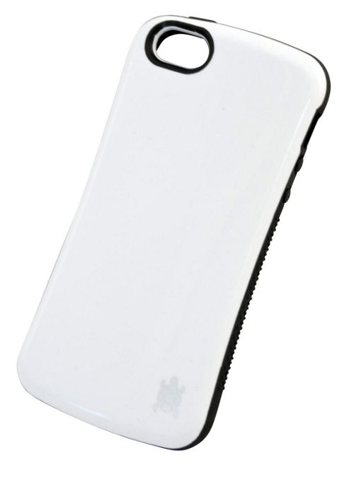 Tortoise™ Ultra Heavy Duty Case iPhone 5 Curved White