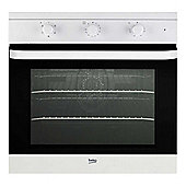 Beko OIF21100W, 594mm, White, Electric Cooker