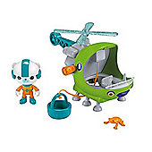 Octonauts Gup-H & Barnacles set