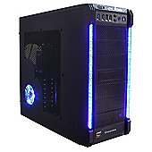 Cube Recruit V2 Overclocked Dual Core Gaming PC AMD A6 7400K Running at 4.0Ghz CU-RECV2W10 AMD A6 7400K 4.0Ghz MSI A68HM-GRENADE Mainboard Desktop