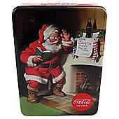 Coca Cola Collectable Christmas Tin