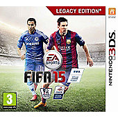 Fifa 15 3DS