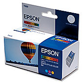 Epson T020 3 Colour Ink Cartridge (Cyan/Magenta/Yellow) for Stylus Colour 880 Printer