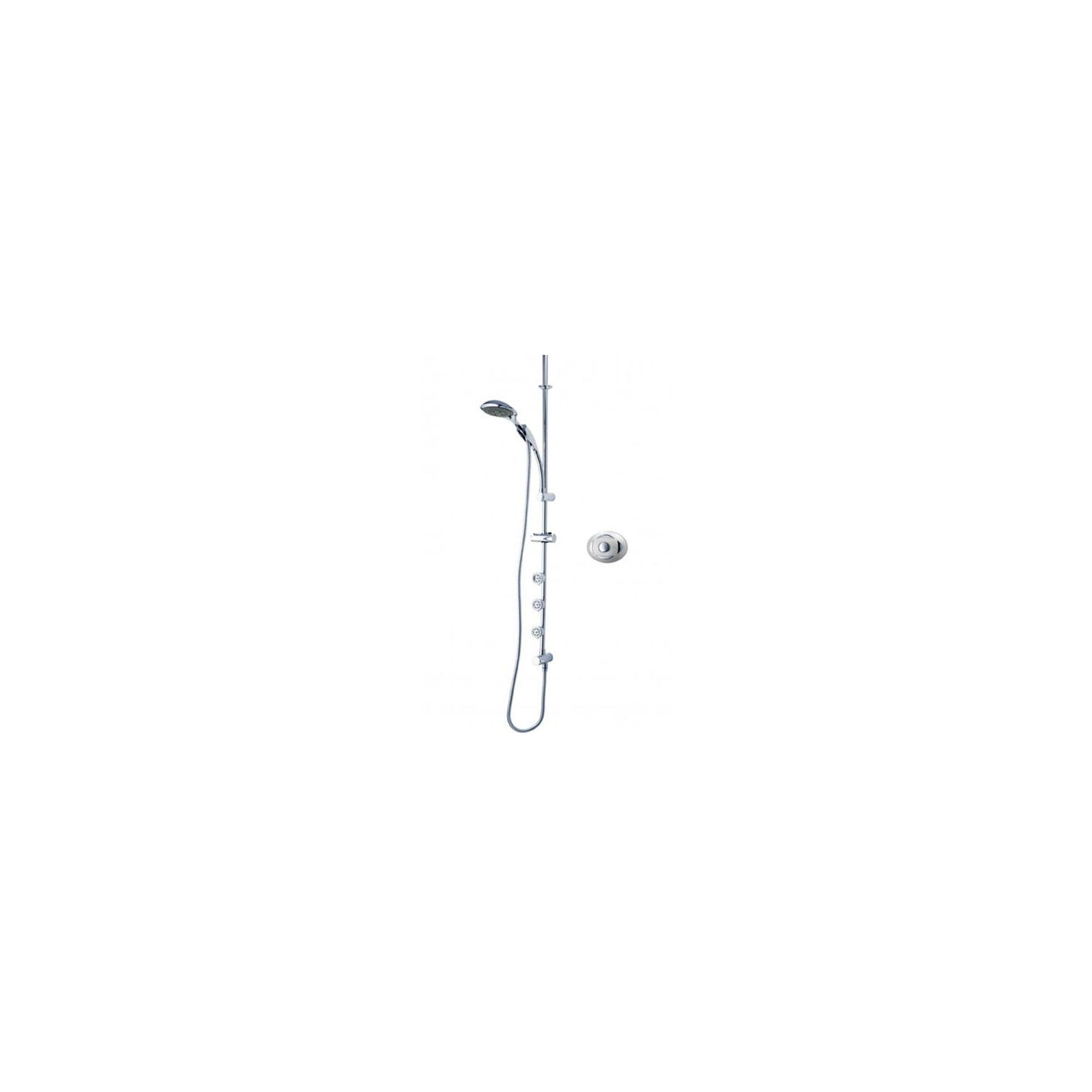 Triton Satellite Bellona Digital Wireless Mixer Shower Chrome at Tesco Direct